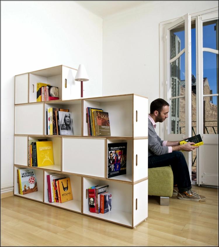 Ikea regale einrichtungsideen f r mehr stauraum zu hause for Raumteiler regal ikea