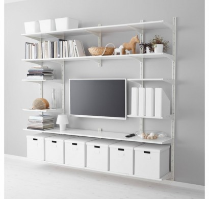 Ikea Regale: Einrichtungsideen für mehr Stauraum zu Hause