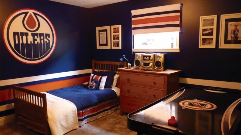 Jugendzimmer Ideen Jugendzimmermöbel sportliche Jugendzimmer Einrichtung