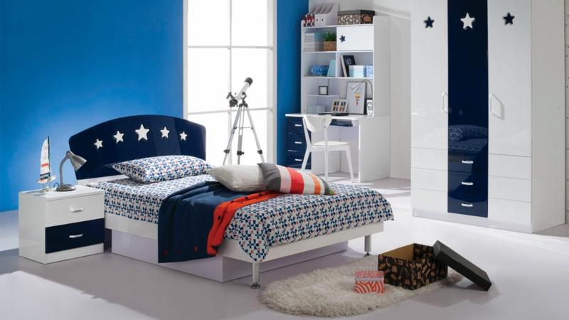 Jungen Jugendzimmer Ideen Jugendzimmermöbel Kinderbett