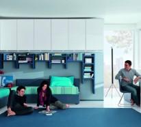 Moderne Jugendzimmer Ideen: So gestalten Sie ein gemütliches Jugendzimmer