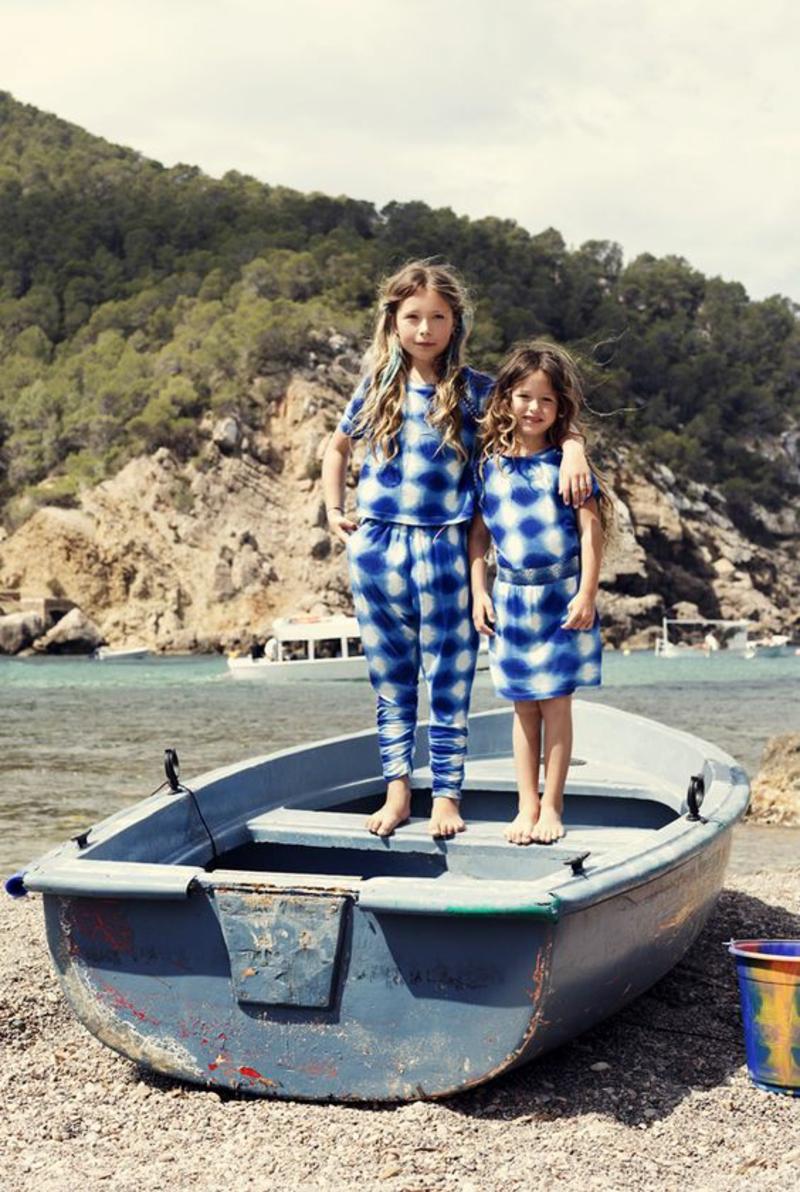 Kinderbekleidung Mädchen Trends Sommermode 2016