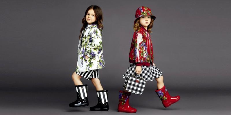Kinderkleidung Trends Farben und aktuelle Schnitte