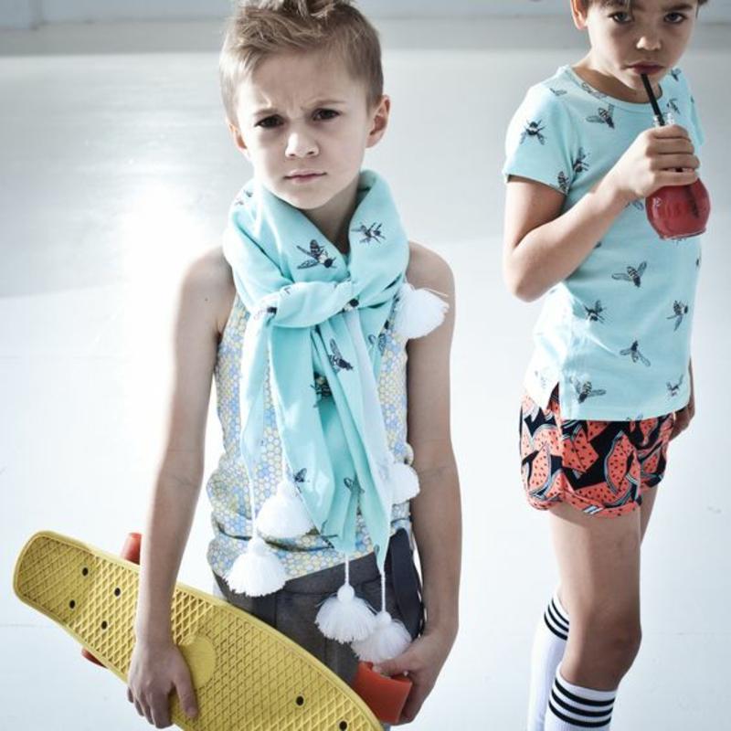 Kindermode Trends 2016 Jungen Straßenmode