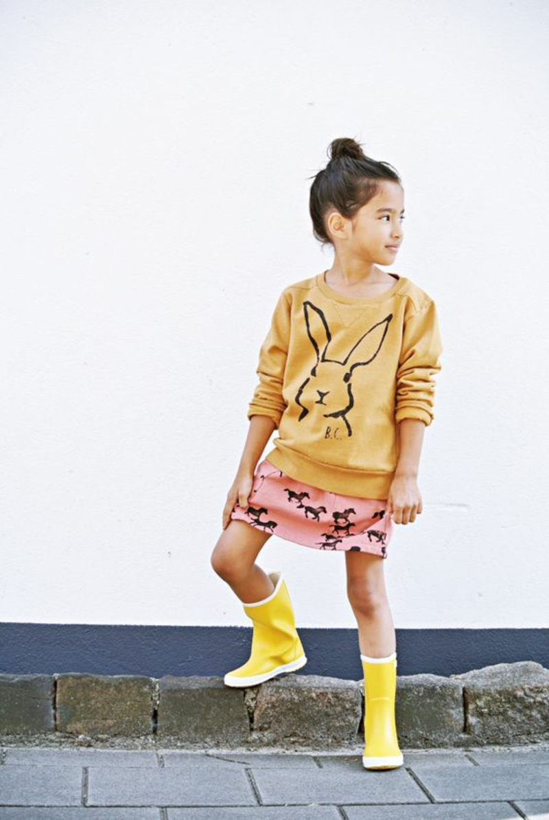 Kindermode Trends 2016 Prints Hase