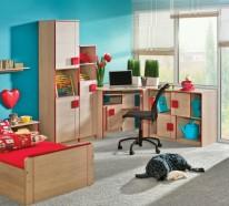 Werbung. Facebook Twitter Google+ Pinterest · Kinderzimmer Junge  Kindermöbel Wandfarbe Blau