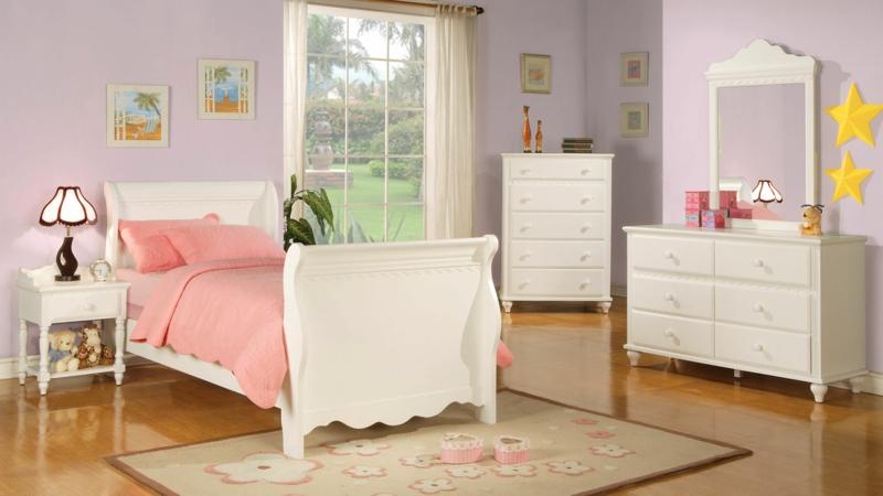 Kinderzimmer gestalten Mädchen Kinderzimmer gestalten Mädchenzimmer ...