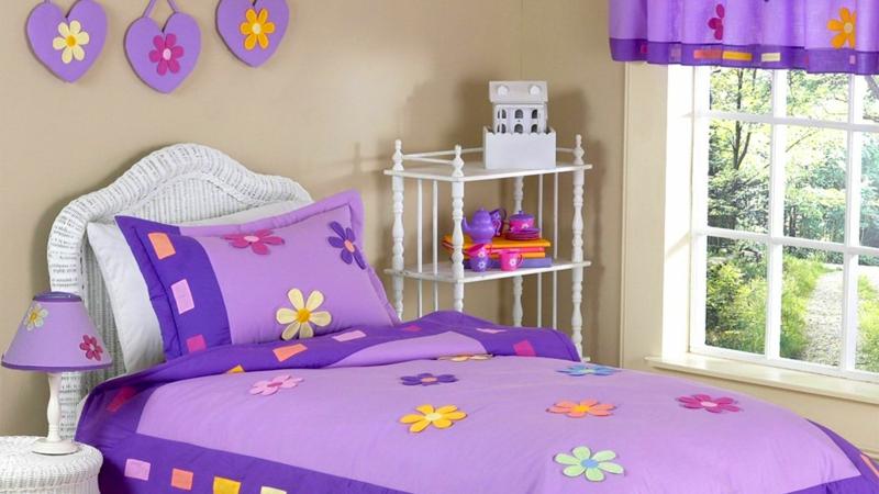 kinderzimmer » kinderzimmer gestalten lila grün - tausende ... - Kinderzimmer Grun Lila