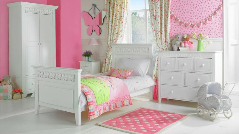 kinderzimmer gestalten rosa ~ interieurs inspiration, Badezimmer