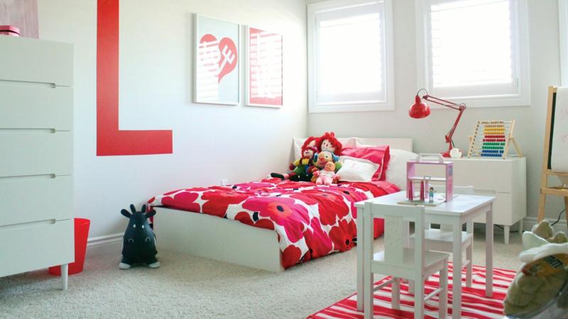 Kinderzimmer Für Mädchen Gestalten: 60 Einrichtungsideen In Bildern |  Innenarchitektur ...