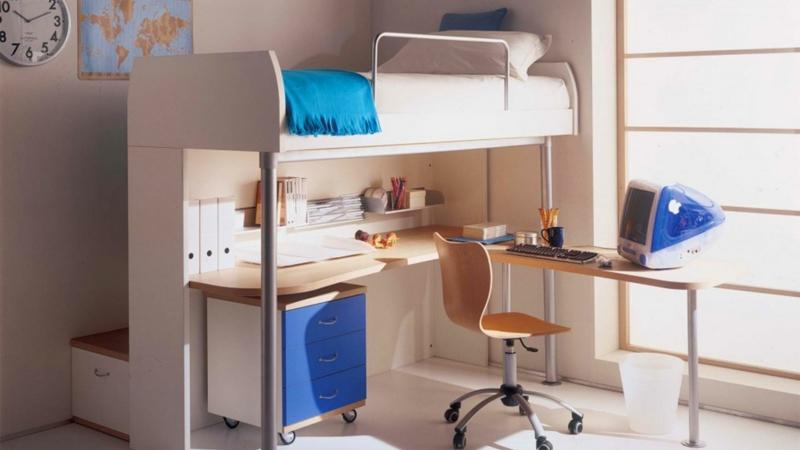 Kinderzimmer für Jungs Ideen Einrichtungsbeispiele Etagenbett