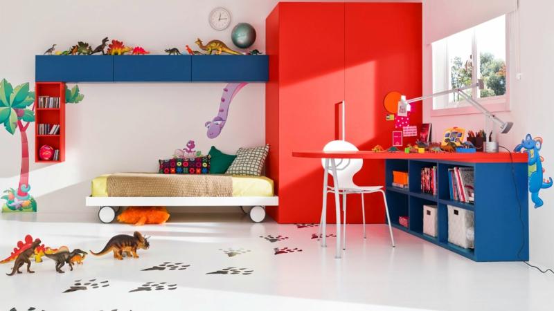 Kinderzimmer Für Jungs Gestalten: 70 Einrichtungsideen In Bildern |  Innenarchitektur ...