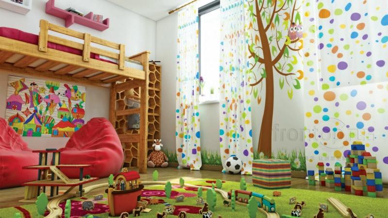 Kinderzimmer für Jungs Ideen Einrichtungsbeispiele Spielecke gestalten