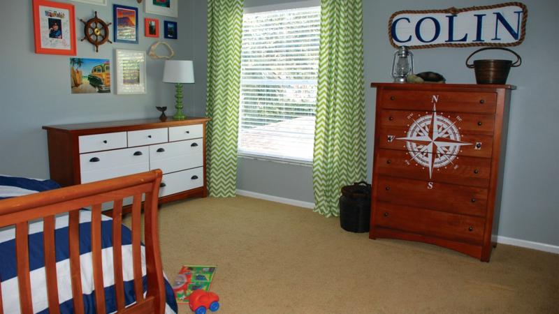 Kinderzimmer für Jungs Ideen Einrichtungsbeispiele