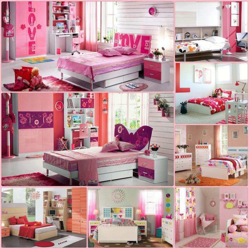 Kinderzimmer mädchen einrichtungsideen für mädchenzimmer