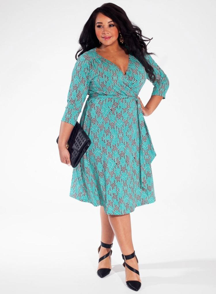 Kleider in großen Größen Damenkleider