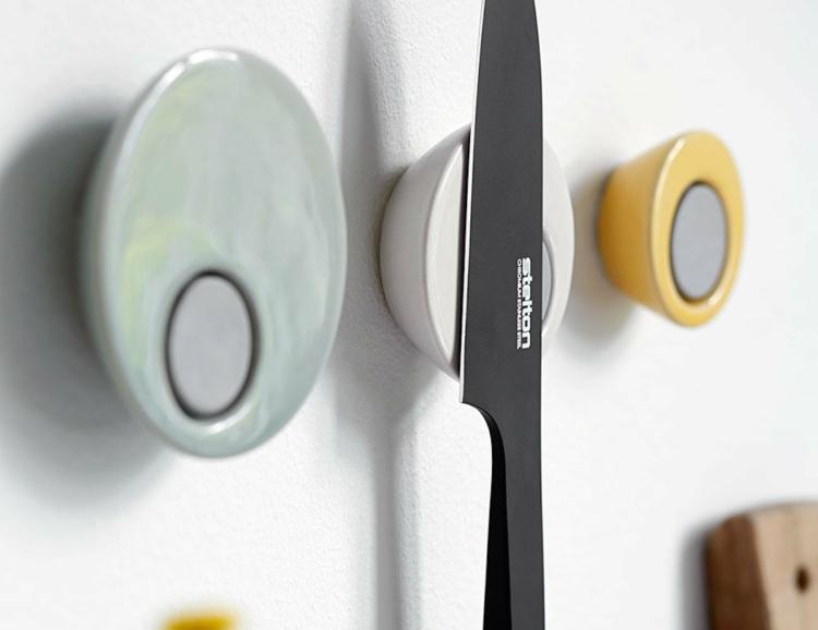 Magna runde Messer Magnetleiste Küchenzubehör