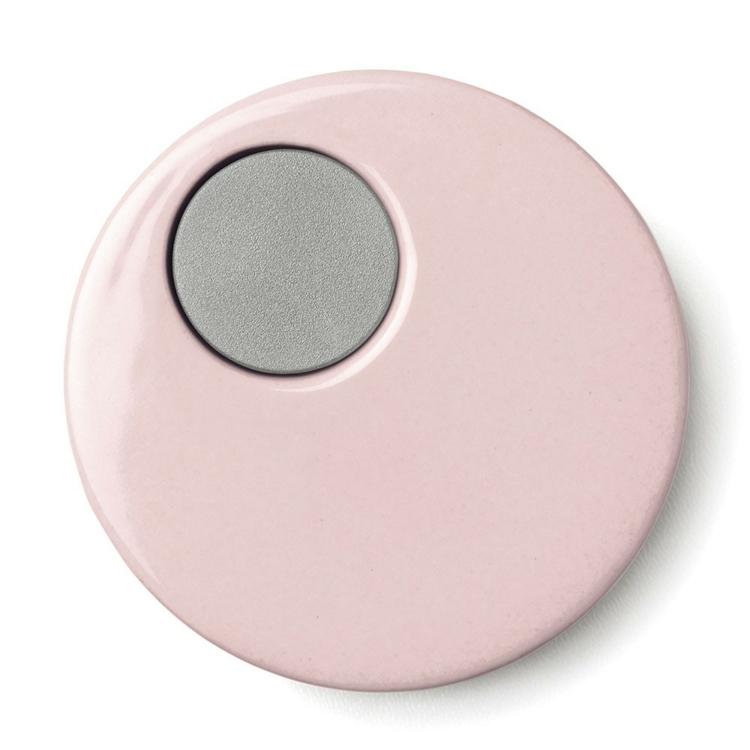 Magna runde Messer Magnetleiste rosa Küchenzubehör