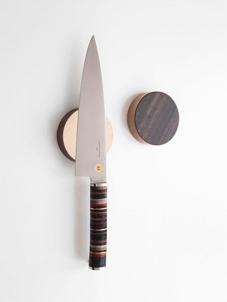Messer Magnetleiste rund Küchenutensilien Küchenzubehör