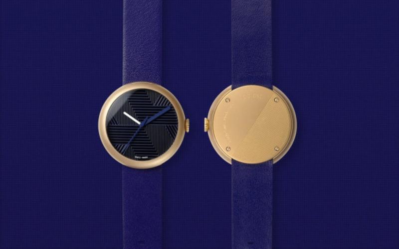 Quarz Armbanduhr Schweizer Uhren Objest Hach Luxusuhren