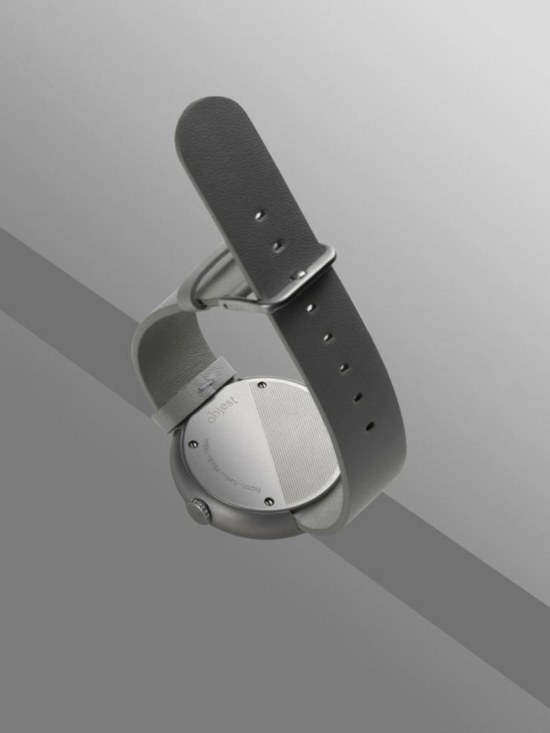 Quarz Armbanduhr Schweizer Uhren Objest London