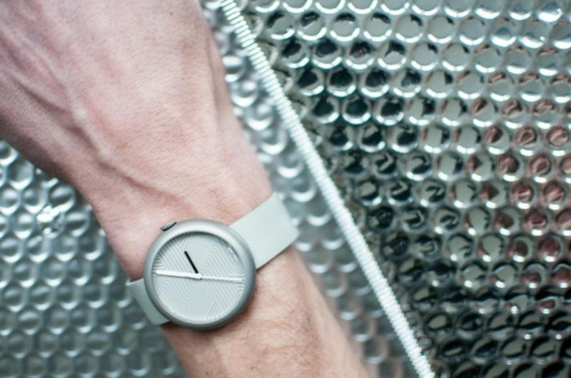 Quarz Armbanduhr Schweizer Uhren Objest Londoner Design