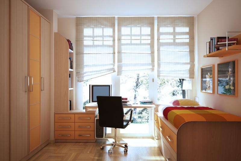 Schreibtisch Jugendzimmer Ideen Jugendzimmermöbel