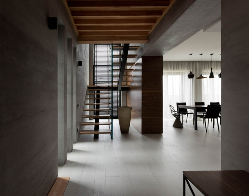 Shore House NOTT Design Studio Wohnung neu gestalten