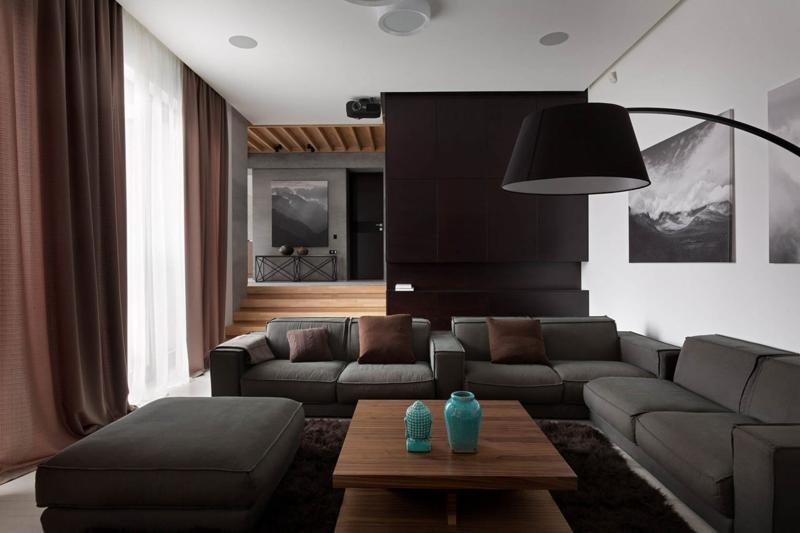 Shore House NOTT Design Studio Wohnungsgestaltung