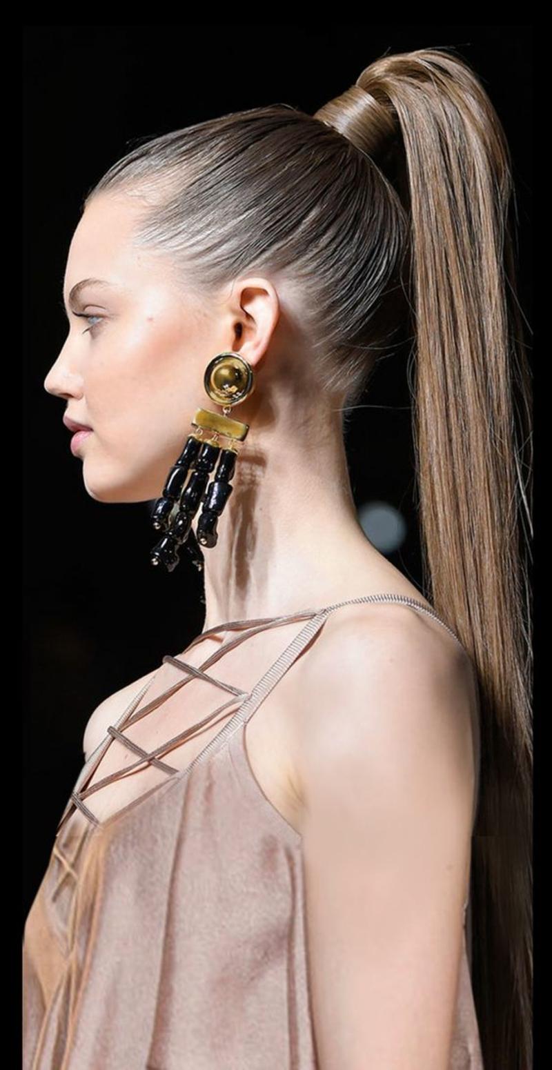 Trendfarben Beige aktuelle Modetrends 2016 Modeschauen