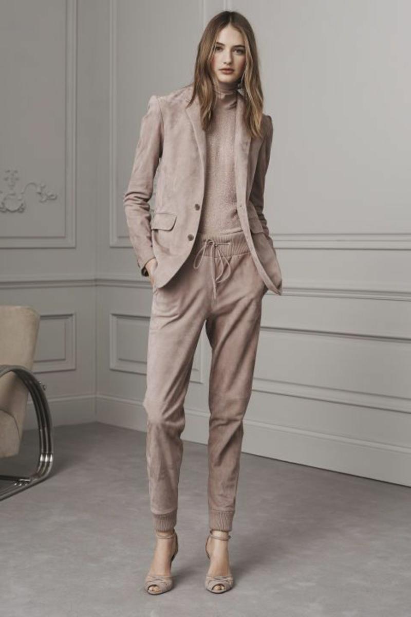 Trendfarben Beige aktuelle Modetrends 2016 Ralph Lauren Kollektion