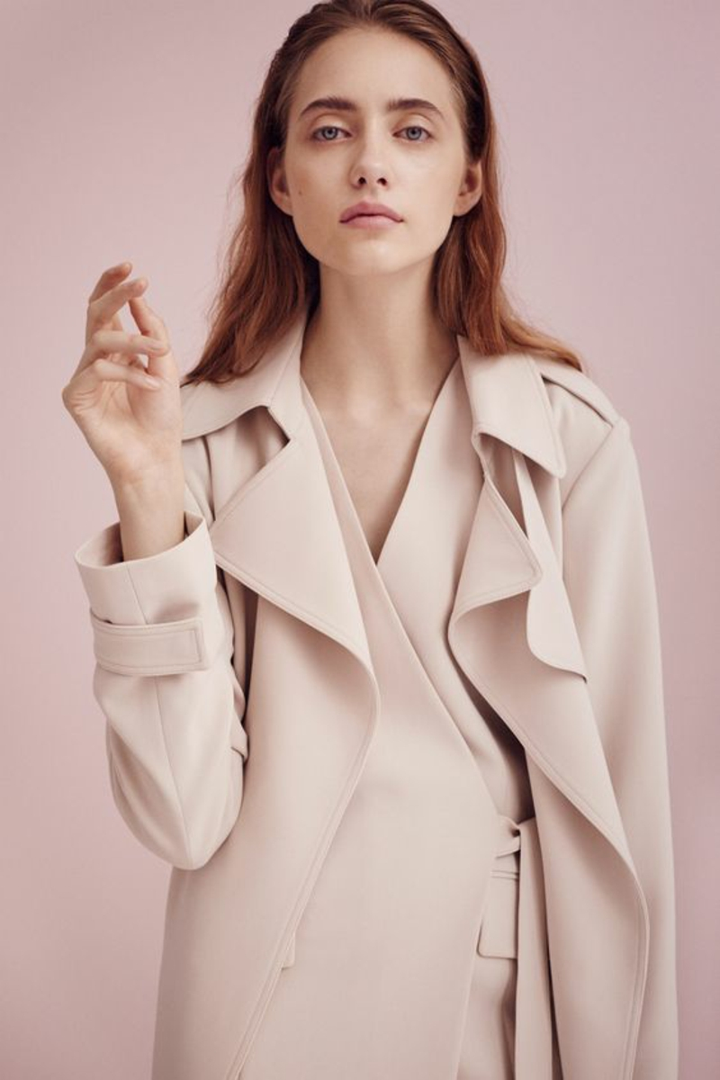 Trendfarben Beige aktuelle Modetrends 2016