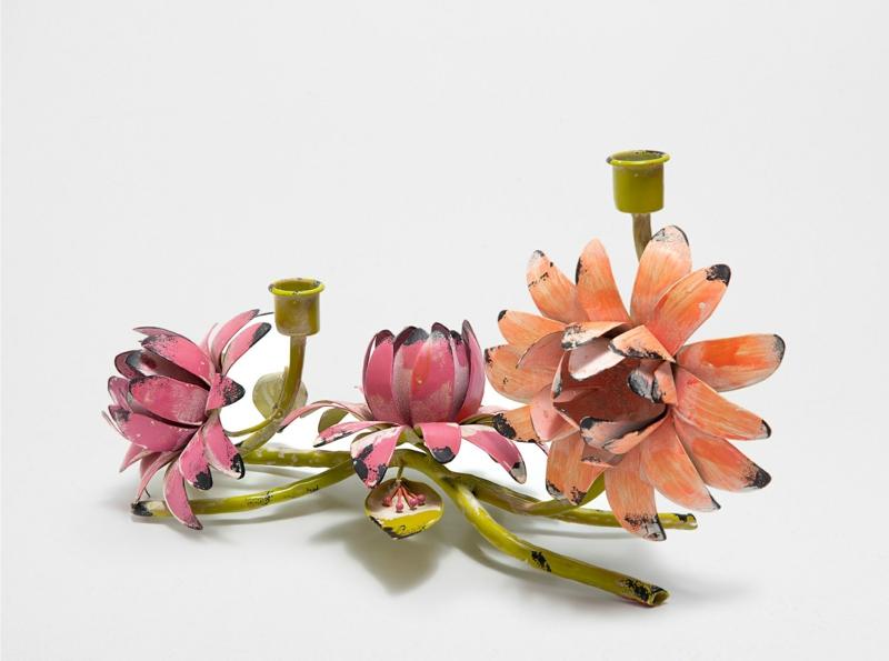 Valentinstag Geschenkideen für sie Zara Home Deutschland Kerzenständer