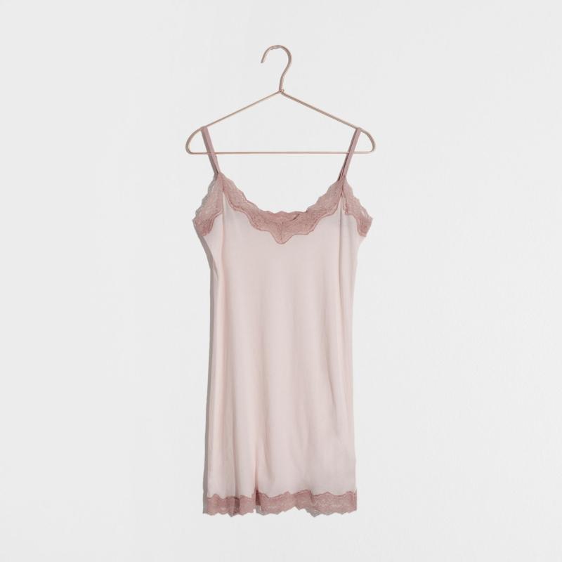 Valentinstag Geschenkideen für sie Zara Home Deutschland Nachthemd