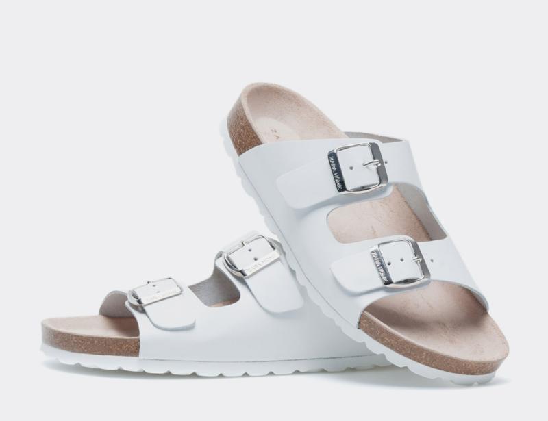 Valentinstag Geschenkideen für sie Zara Home Deutschland Sandalen