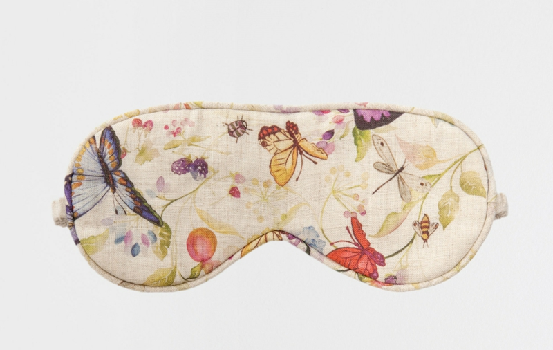 Valentinstag Geschenkideen für sie Zara Home Deutschland Schlafmaske