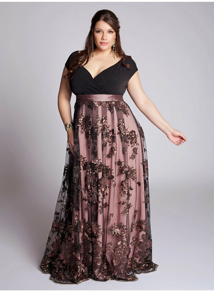 Kleid festlich grobe groben