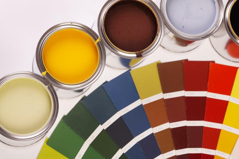 Wandfarben Ideen Wandgestaltung mit Farben