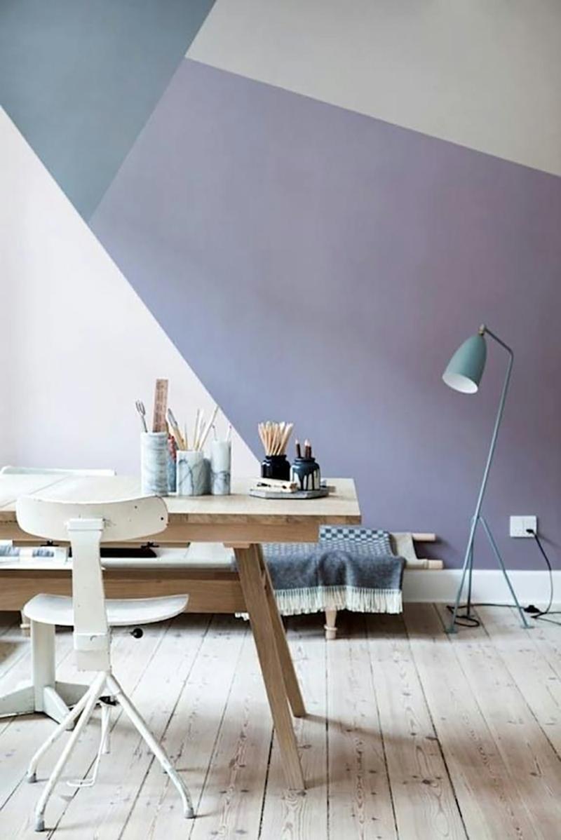 wandfarben ideen für innen und außen - 45 farbideen, Wohnzimmer dekoo