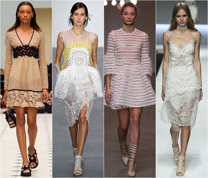 abendkleid abendkleider kurz cocktailkleider sommer 2016 trends