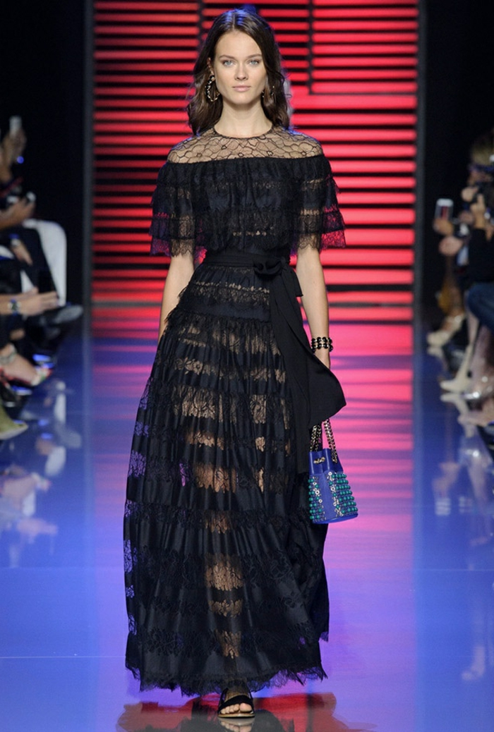 abendkleid abendkleider lang cocktailkleider frühling 2016 paris fashion week elie saab