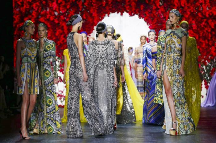 abendkleider haute couture sommer 2016 naeem khan