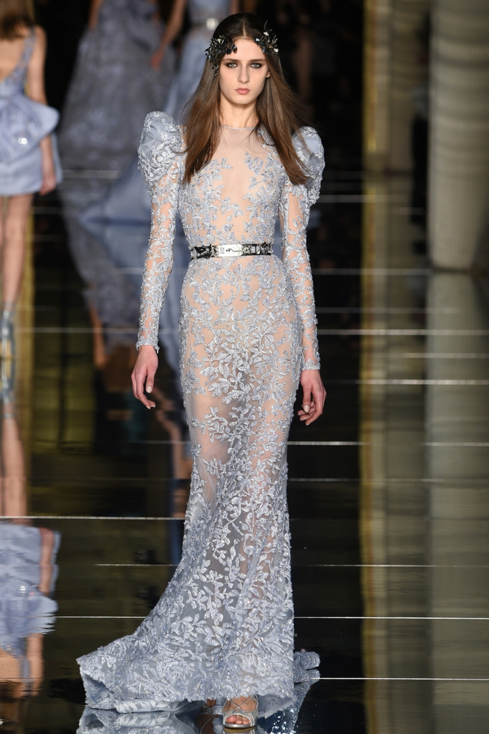 abendkleider sommerkollektion 2016 haute couture zuhair murad
