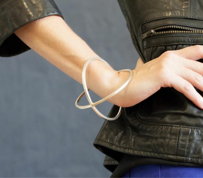 aktuelle modetrends armband massiv modetrends accessoires frauen