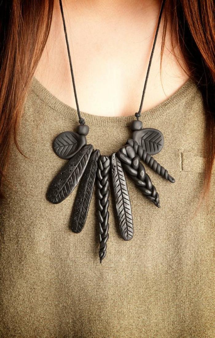 aktuelle modetrends frauen halskette