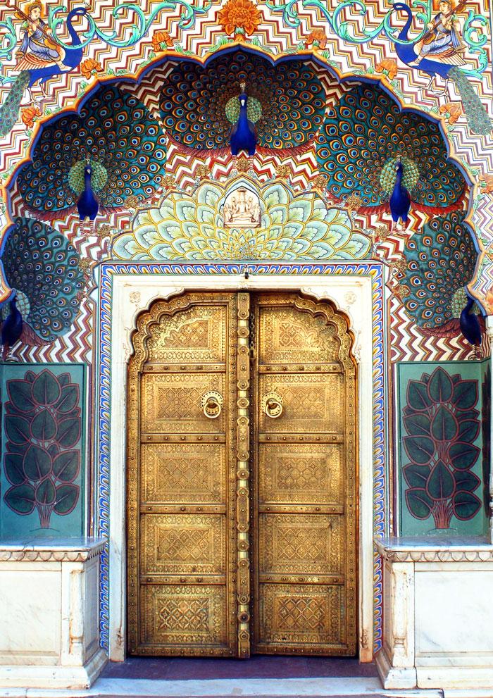 alte Haustüren im Orientalstil Haustüren DIY Ideen