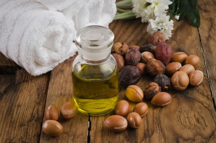 arganöl wertvoles öl gesund früchte wellness hautpflege körperpflege gesichtspflege