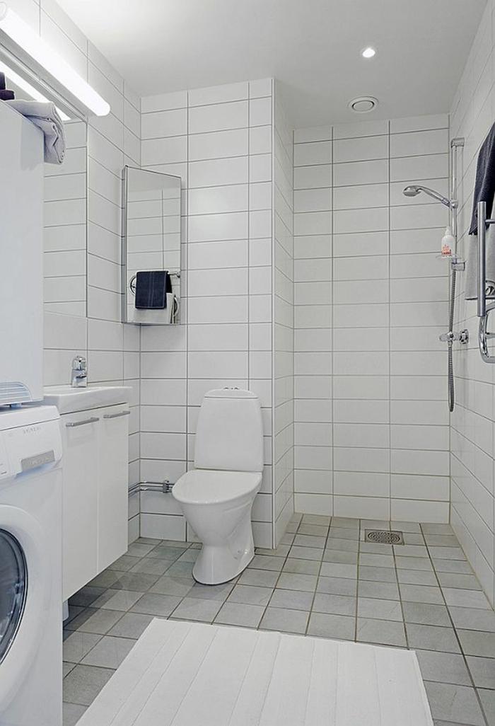 badefliesen badideen weißes bad