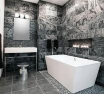 Badfliesen und Badideen – 70 coole Ideen, welche in kleinen Räumlichkeiten super gut funktionieren