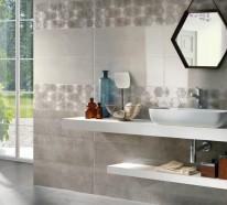 Badeinrichtung Ideen · Badezimmer · Fliesen. Werbung